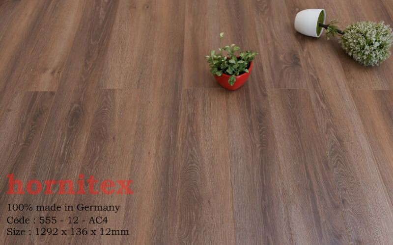 Sàn gỗ Hornitex 12mm 555
