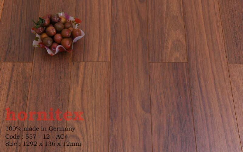 Sàn gỗ Hornitex 12mm 557