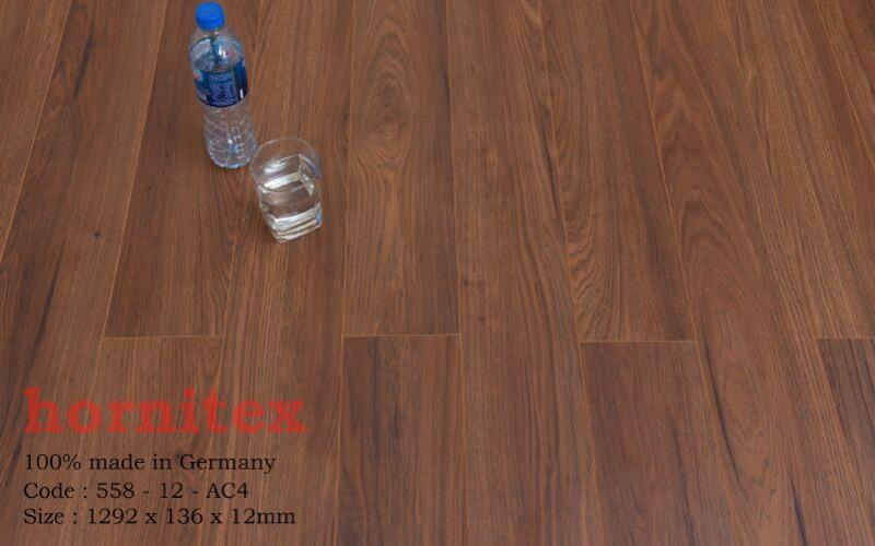 Sàn gỗ Hornitex 12mm 558