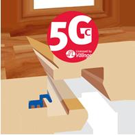 Công nghệ hàm khóa 5G